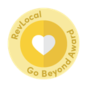Go Beyond Award Badge