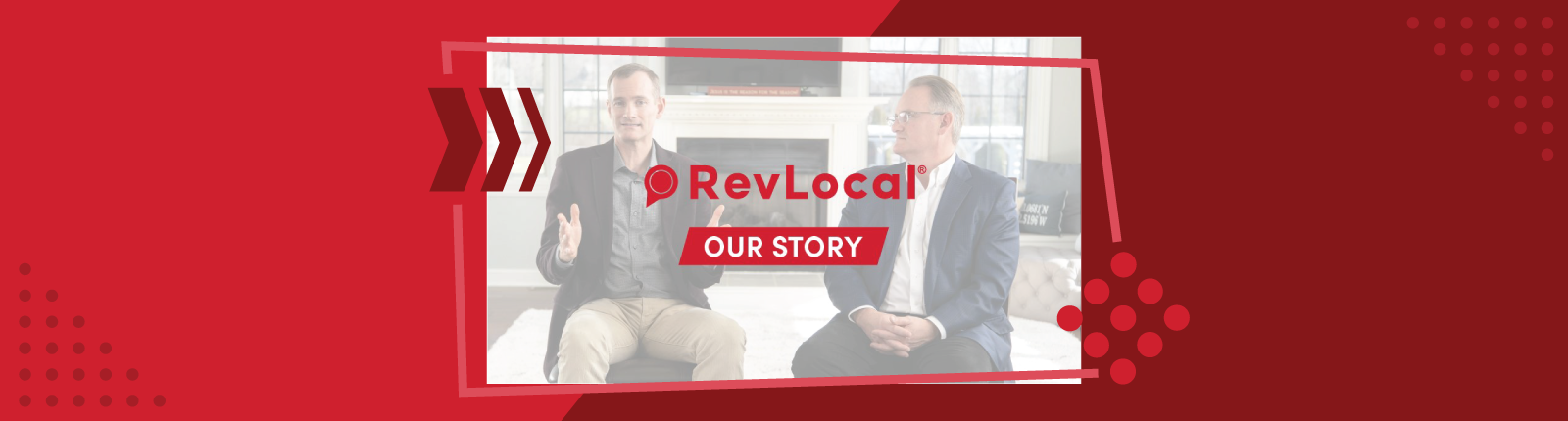 RevLocal Our Story Banner