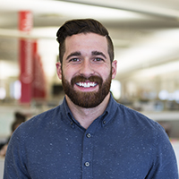 Cory Miller - Senior Manager of Brand Creative