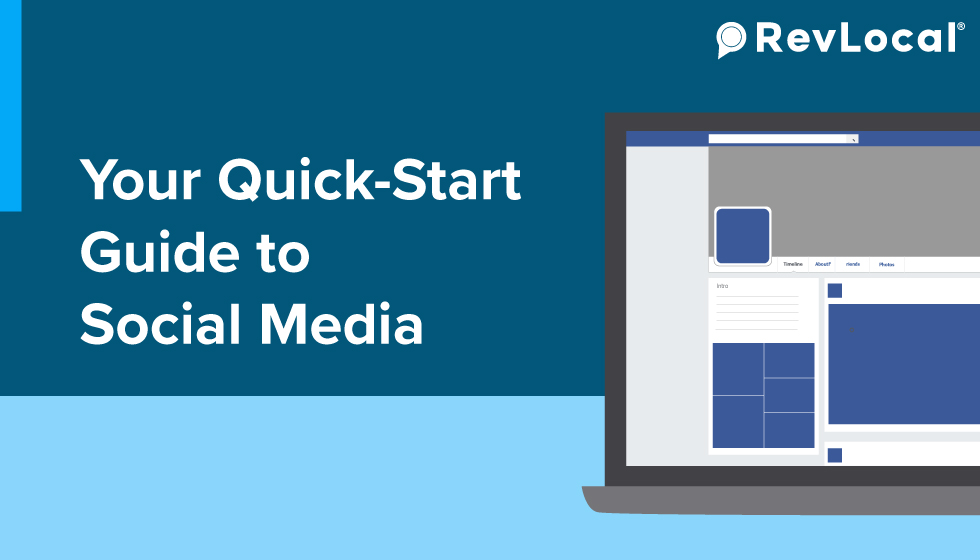 Your quick-start guide to social media