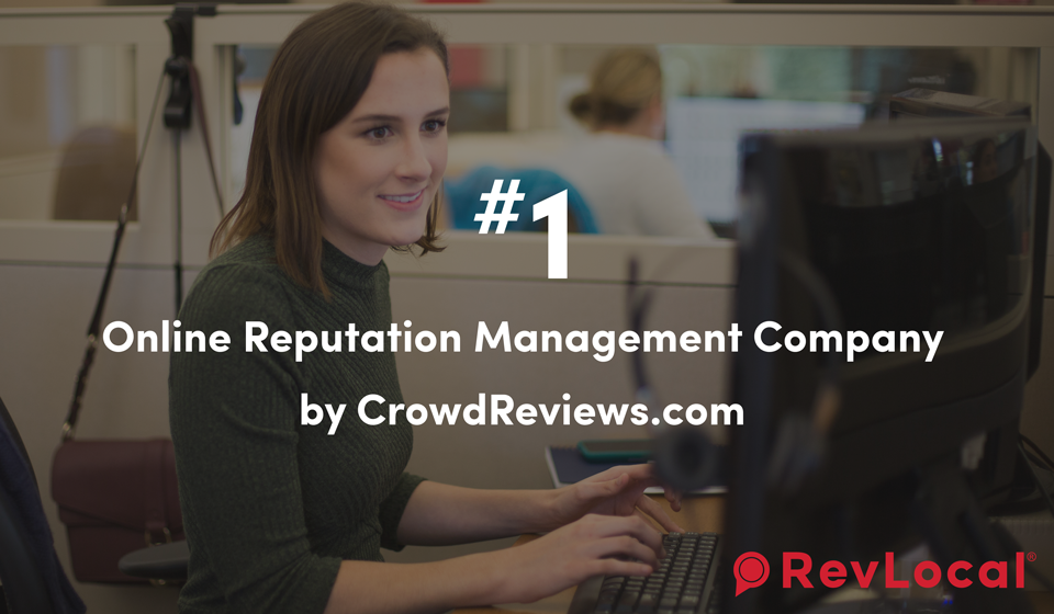 Number one online reputation management company by crowd reviews dot com