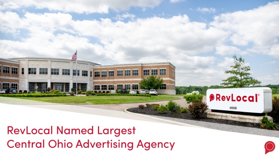 RevLocal named Largest Central Ohio Advertising Agency
