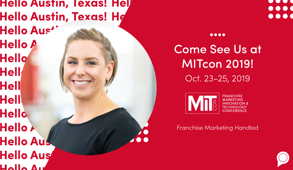 Come see us at MITcon 2019! October 23 through 25, 2019.