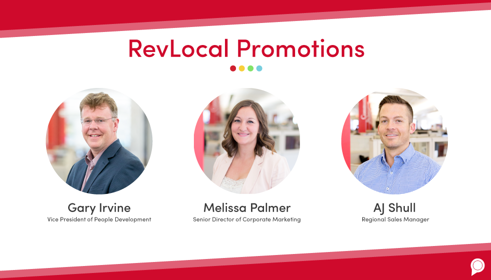 RevLocal promotions for December 2019