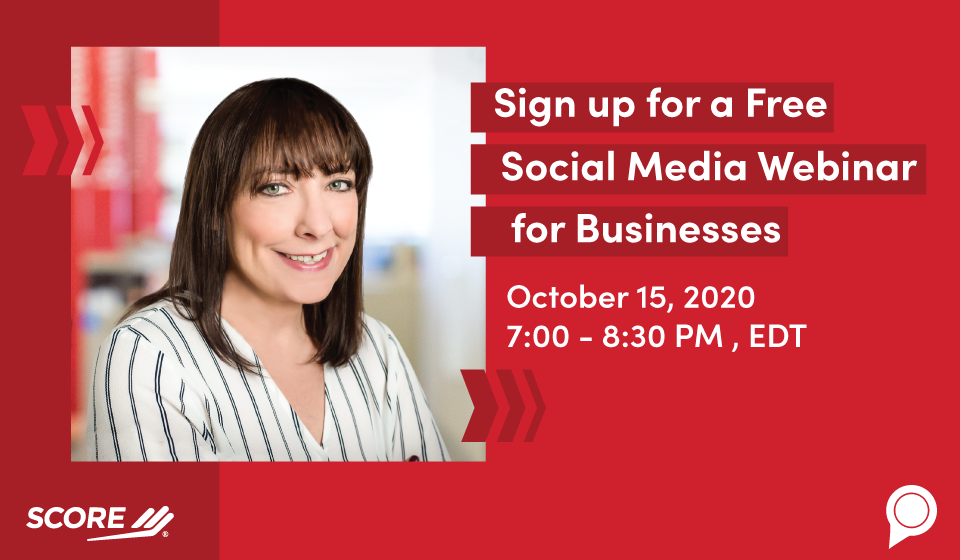Sign up for a Free Social Media Webinar for Businesses