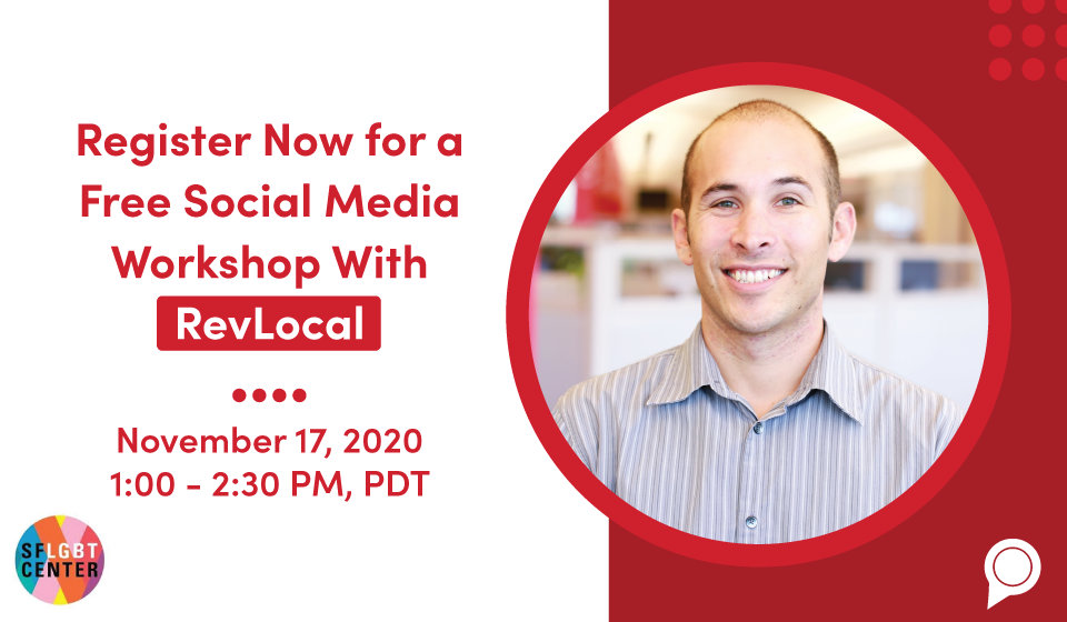 Register Now for a Free Social Media Workshop With RevLocal