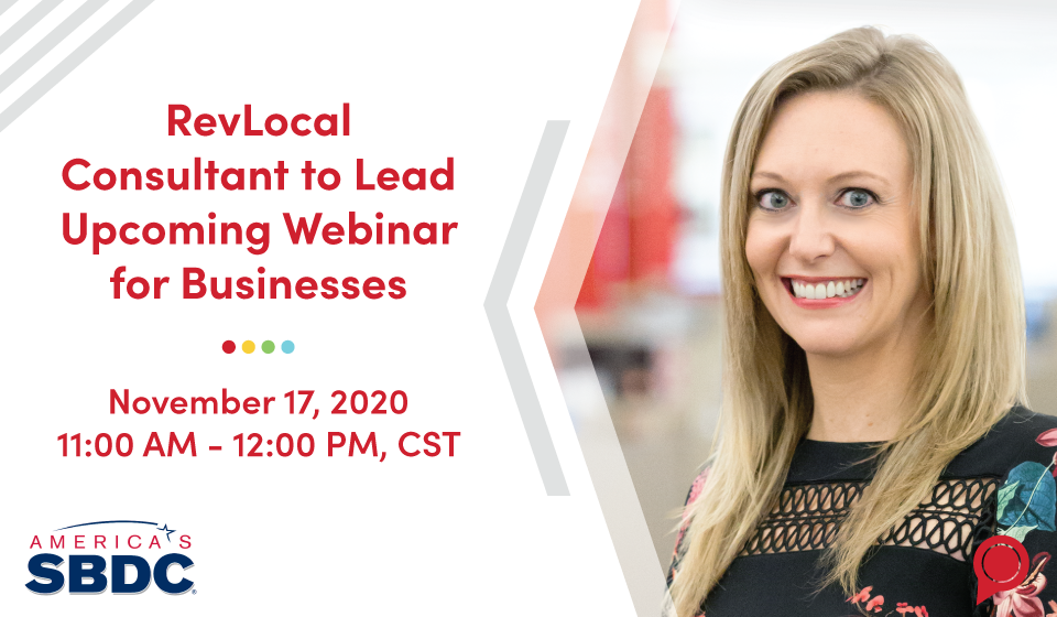 RevLocal Consultant to Lead Upcoming Webinar for Businesses
